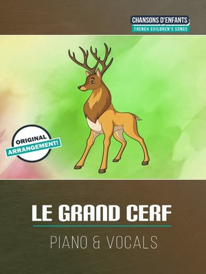 cover image of Le grand cerf