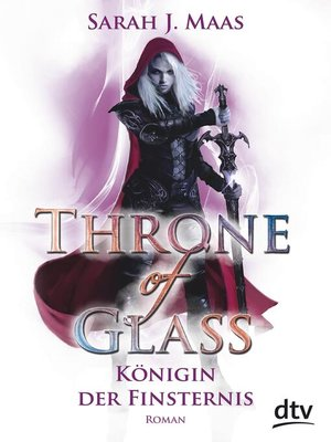 cover image of Throne of Glass 4
