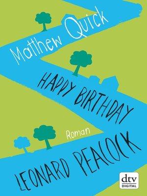 cover image of Happy Birthday, Leonard Peacock