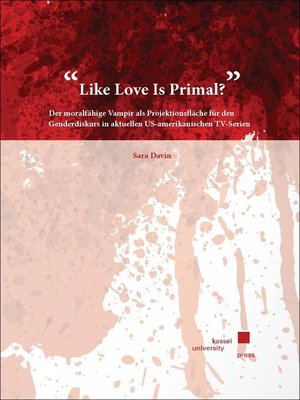 "cover image of ""Like Love Is Primal?"""