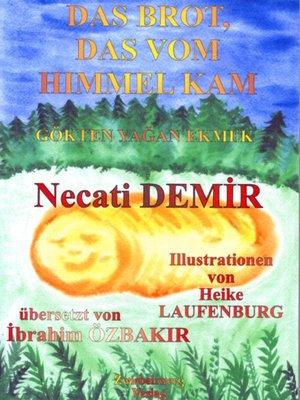 cover image of Das Brot, das vom Himmel kam