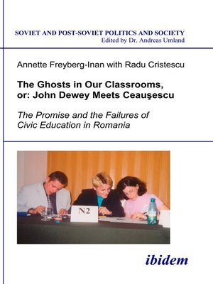 cover image of The Ghosts in Our Classrooms, or