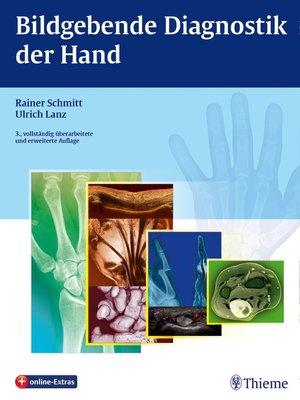 cover image of Bildgebende Diagnostik der Hand