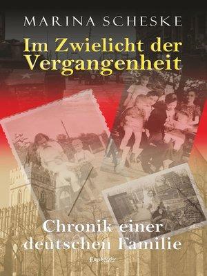 cover image of Im Zwielicht der Vergangenheit