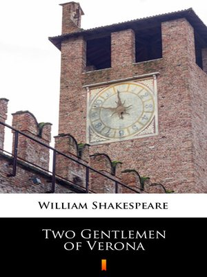 cover image of Two Gentlemen of Verona