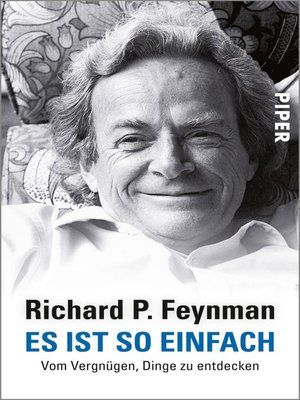 cover image of Es ist so einfach