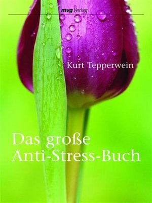 cover image of Das große Anti-Stress-Buch