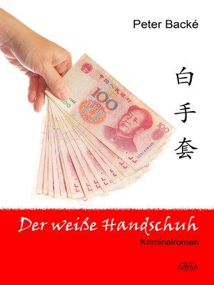 cover image of Der weiße Handschuh