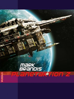 cover image of Serie Mark Brandis, Buch 25