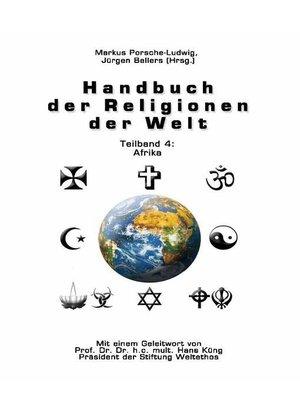 cover image of Handbuch der Religionen der Welt / Teilband 4