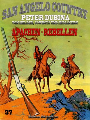 cover image of Apachen-Rebellen