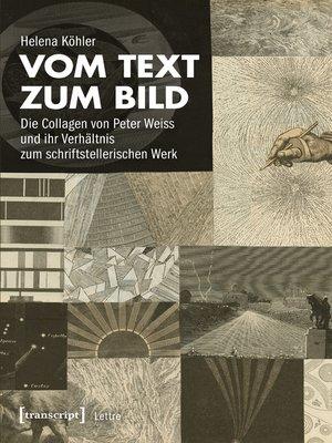 cover image of Vom Text zum Bild