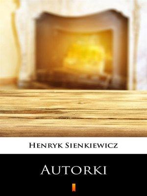 cover image of Autorki