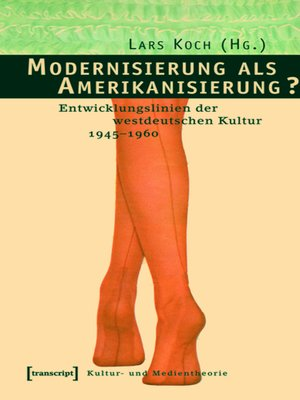 cover image of Modernisierung als Amerikanisierung?