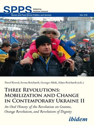 cover image of Three Revolutions