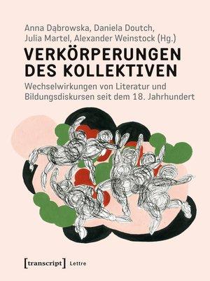cover image of Verkörperungen des Kollektiven