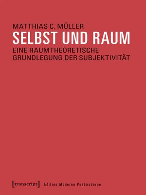 cover image of Selbst und Raum
