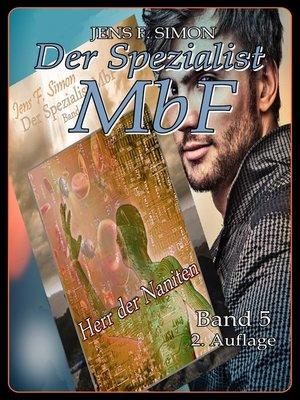 cover image of Herr der Naniten (Der Spezialist MbF 5)