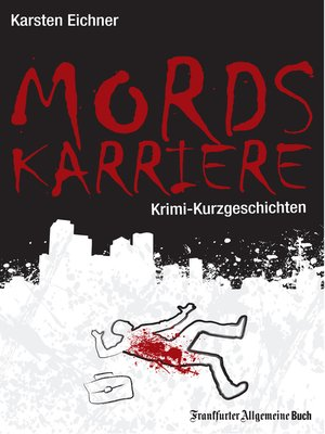 cover image of Mordskarriere