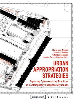 cover image of Urban Appropriation Strategies
