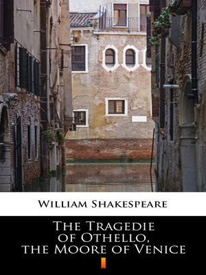 cover image of The Tragedie of Othello, the Moore of Venice