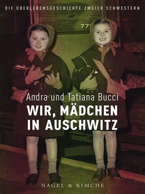 cover image of Wir, Kinder in Auschwitz