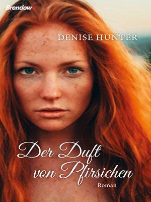 cover image of Der Duft von Pfirsichen