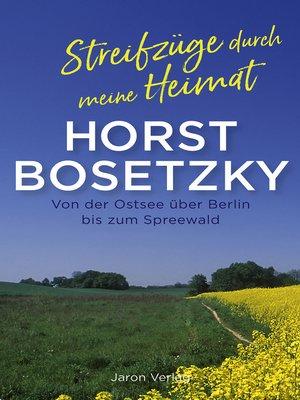 cover image of Streifzüge durch meine Heimat