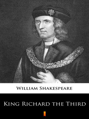 cover image of King Richard the Third