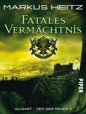 cover image of Fatales Vermächtnis