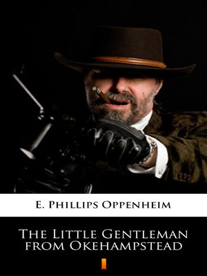 cover image of The Little Gentleman from Okehampstead