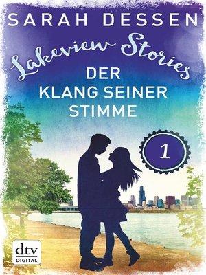 cover image of Lakeview Stories 1--Der Klang seiner Stimme