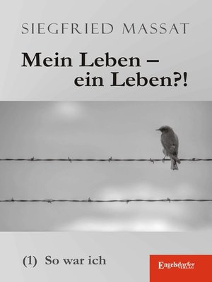 cover image of Mein Leben – ein Leben?! (1). So war ich