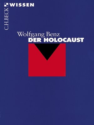 cover image of Der Holocaust