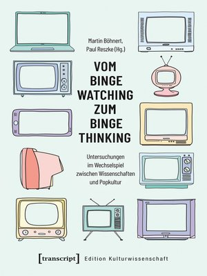cover image of Vom Binge Watching zum Binge Thinking