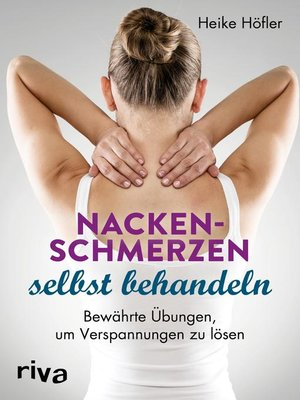 cover image of Nackenschmerzen selbst behandeln