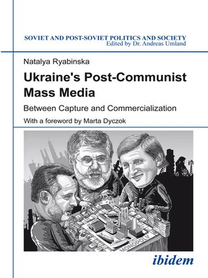 cover image of Ukraine's Post-Communist Mass Media