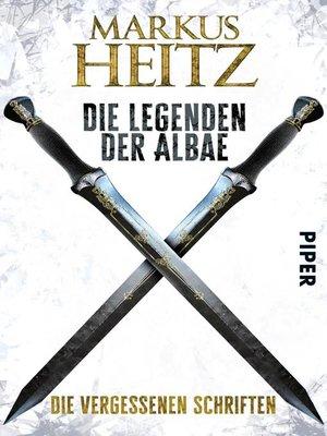 cover image of Serie Die Legenden der Albae, Buch 0