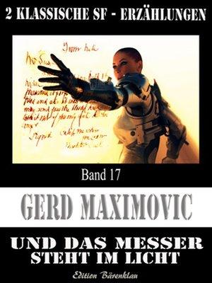 cover image of Und das Messer steht im Licht