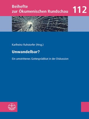cover image of Unwandelbar?