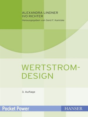 cover image of Wertstromdesign