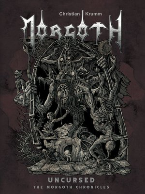 cover image of Morgoth Uncursed