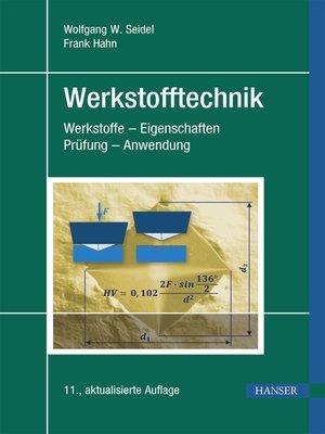 cover image of Werkstofftechnik