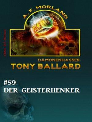 cover image of Tony Ballard #59