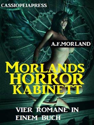 cover image of Morlands Horror-Kabinett