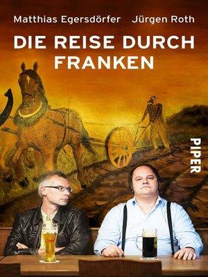 cover image of Die Reise durch Franken