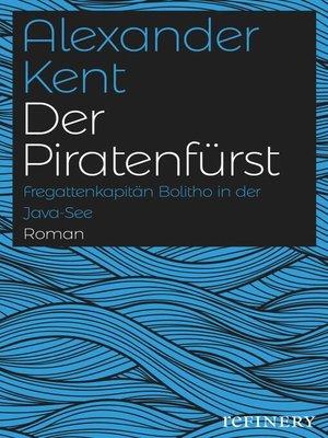 cover image of Der Piratenfürst