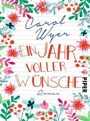 cover image of Ein Jahr voller Wünsche