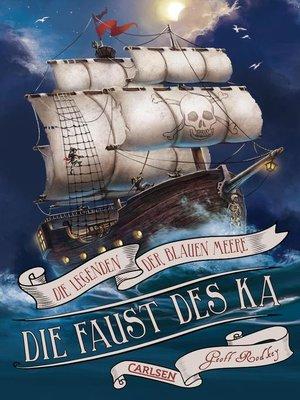 cover image of Die Legenden der Blauen Meere 2