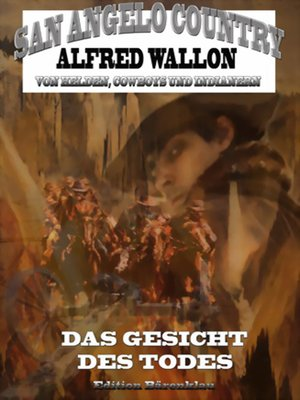cover image of Das Gesicht des Todes (San Angelo Country 17)